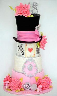 alice cake: