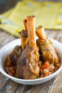 Today's recipe - Slow Cooker Lamb Shanks - is a beauty. Lamb Shanks may feature prominently on the menu of many great restaurants, but they are fairly easy to make at home, especially when using a slow cooker.