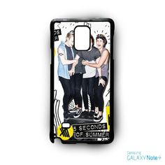 5 Seconds Of Summer She Looks So Perfect for Samsung Galaxy Note 2/Note 3/Note 4/Note 5/Note Edge phone case