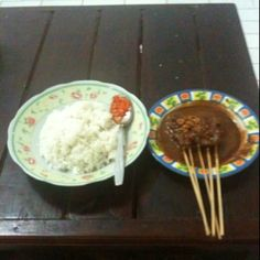 Sate @obama from madura-indonesia
