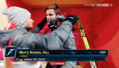 Men's Normal Hill Dream Team, Dream Big, Andreas Wellinger, Ski Jumping, Athletes, Olympics, Skiing, Germany, Lovers