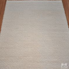Rope Weave - Ivory - Rope Weave - Plain & Texture