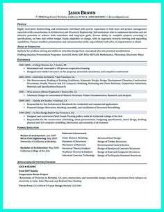 Awesome Simple Construction Superintendent Resume Example To Get