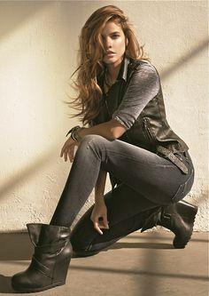 Barbara Palvin for Mavi Jeans