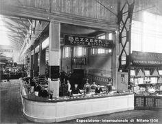 Stand Bezzera Milan 1906
