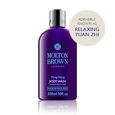 Ylang-Ylang Body Wash. If you get me bath products get me Molton Brown @Betsy Jones