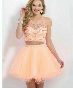 Vestido melon <3