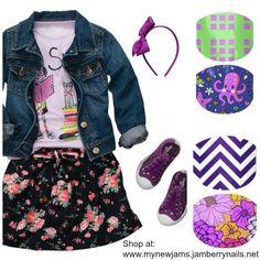 Find your style at: www.mynewjams.jamberrynails.net