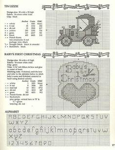 CHRISTMAS CLIPPER ORNAMENTS 17