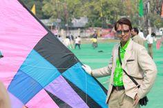 Paavan Solanki - Professional Kitist and Kite Flying Experts in Ahmedabad - Royal Kite Flyers Club - International Kite Festival Organizer in Ahmedabad, Gujarat, India.