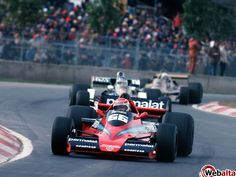 Nelson Piquet makes his debut with Brabham 1978 at Montreal Canada.