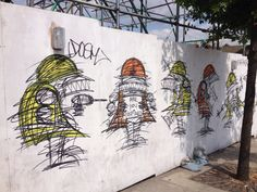 Nathan Bowen street art Catford