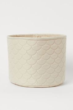 Large storage basket - Light beige - Home All | H&M GB