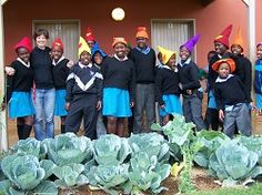 Skill Training, Schools, South Africa, Gardens, Education, Projects, Life, Food, Log Projects