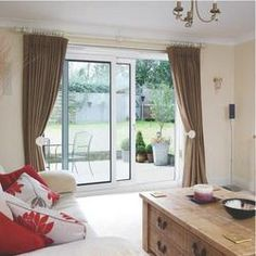 how to hang curtain rod over sliding door curtain rods. Black Bedroom Furniture Sets. Home Design Ideas