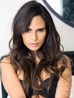 Jordana Brewster, love her eyebrows, very pretty