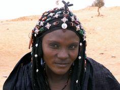 Africa |  Portrait taken at the Tuareg Festival ~ Anderambukane'. Niger | © Syydehaas