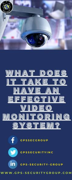 How do video surveillance systems work? Why is it important to have security cameras? How often are security cameras monitored? How long does footage Stay on security cameras? Do security cameras record all the time? Security Companies, Do Video, Surveillance System, Security Camera, Cameras, Take That, Backup Camera, Spy Cam, Camera