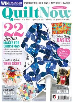 Quilt Now Issue 30
