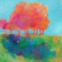 Buy Summer Shadows, Acrylic painting by Kerri Blackman on Artfinder. Discover…