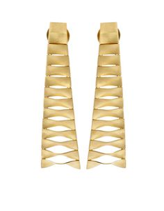 Boucles d'oreilles dorées gold Antonio Bernardo http://www.vogue.fr/joaillerie/shopping/diaporama/boucles-d-oreilles-or-jaune-dorees-gold-aurelie-bidermann-ca-lou-gucci-vhernier/12011/image/716708