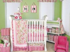 Baby girl room decorating ideas | Home Interior Design Ideas