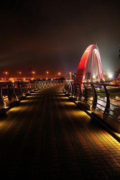 Taipei Lover's Bridge @ Tamshui