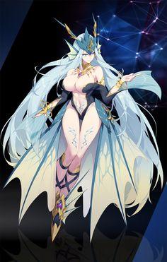 Thicc Anime, Anime Comics, Kawaii Anime, Anime Art Girl, Manga Girl, Anime Girls, Fantasy Character Design, Character Art, Desenhos Love