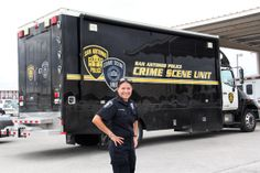 (St. Mary's alumna) Maria Gutierrez: CSI Officer Loves Her Work | San Antonio Woman Magazine