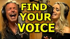 How To Sing Any Song - Voice Lessons - Ken Tamplin Vocal Academy Vocal Lessons, Singing Lessons, Singing Tips, Music Lessons, Singing Exercises, Vocal Exercises, Music Sing, Piano Music, Sing Sing