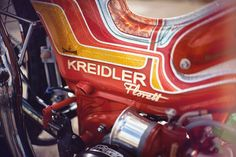 The Kreidstler Project: A reborn Kreidler custom motorcycle by SchrammWerk.