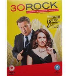 30 Rock : Seasons 1-7Every episode from all seven seasons of the US comedy set in the offices of an American TV network. Liz Lemon (Tina Fey) is head scriptwriter for comedy sketch show 'The Girlie Show' who has to use all her political skills to keep