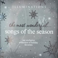 Illuminations Most Wonderful Songs of the Season Christmas Cd 2008 BB Womack #Christmas