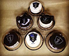 El logo de tu empresa puede transformarse en un dulce y delicioso pastel!! Cotizaciones inbox o info.orangeblue@gmail.com