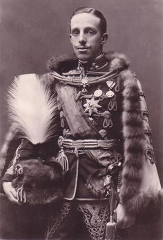 Alfonso XIII of Spain - Wikipedia