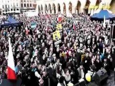 Co oni zrobili z Polską?  Filmik dla osób o mocnych nerwach! +18 - YouTube