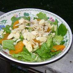 Betsy's Mandarin Orange Salad Recipe - Allrecipes.com