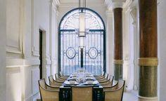eremas studio: Отель La Reserve Paris. Интерьеры Жака Гарсиа