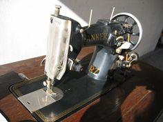 alte Anker Nähmaschine in in Bielefeld | eBay