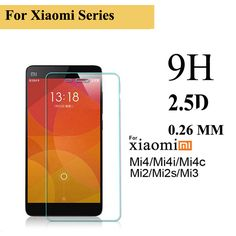 10Pcs For Xiaomi Redmi Note 3 note2 note glass Screen Protector Glass Film for Xiaomi redrice 1S 2 3 and xaiomi 2 3 4 4I 4C