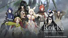 Rokka no Yuusha/ Braves of the six flowers Anime Review
