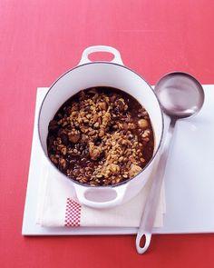 Martha Stewart, Quick Mushroom Barley Soup