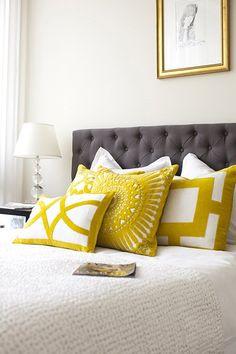 Ideas para decorar con cojines y acertar - http://decoracion2.com/ideas-para-decorar-con-cojines-y-acertar/ #Accesorios_Decorativos, #Cojines, #Diseño_Textil