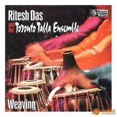 "The Toronto Tabla Ensemble's ""Weaving"" Shops, World Information, Dance Art, Toronto, Weaving, Album, Movie Posters, Image, Instrumental"