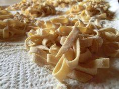 Pasta fresca all'uovo | Ricetta passo passo