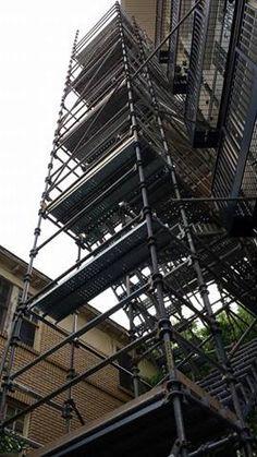 Scaffolding Scaffolding, Civil Engineering, Civilization, Utility Pole, Arch, Longbow, Staging, Wedding Arches, Bow