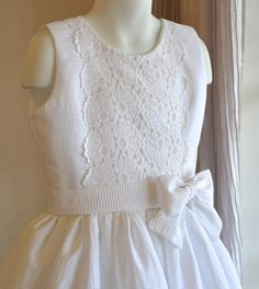 First Communion Dress Couture Communion Dress by CouturesbyLaura