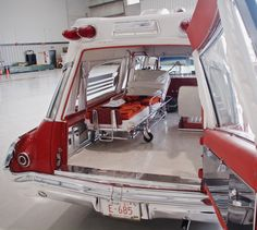 1965 Pontiac Bonneyville Ambulance by Superior Emergency Medical Services, Emergency Response, American Ambulance, Ems Ambulance, Flower Car, Emergency Equipment, Fire Apparatus, Emergency Vehicles, Cars
