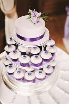 More cupcakes... definitely becoming more popular than the traditional wedding cake.    http://www.hotchocolates.co.uk