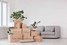 End Of Tenancy House Cleaning Hacks - Janitorial Services Singapore Moving Across Country, Recycled Concrete, Decoration Ikea, Moving Checklist, Living Room Pillows, Cheap Houses, Moving Boxes, Ranch Style Homes, House Cleaning Tips